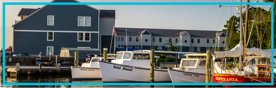 Chesapeake Bay Marinas in the Fall
