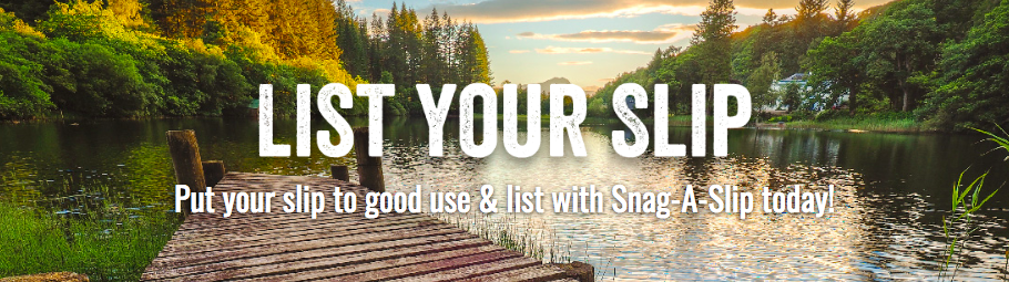 Private Boat Slip Listings Now Available on Snag-A-Slip