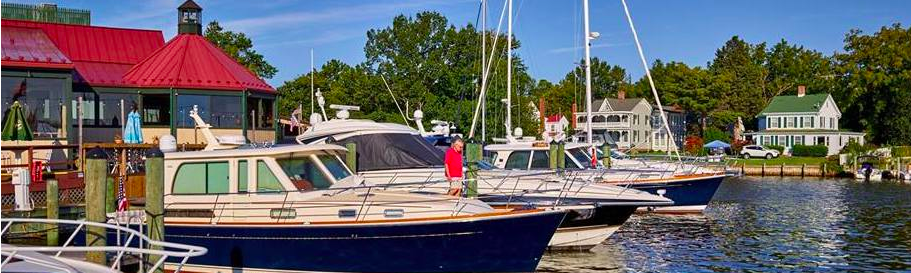 St. Michaels Marina | Group Cruise | Snag-A-Slip