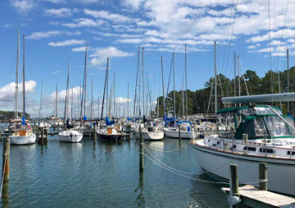 Regent Point Marina & Boatyard | New Marinas Added in March | Snag-A-Slip