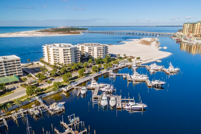East Pass Towers Marina | New Marinas Added in April | Snag-A-Slip