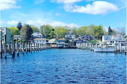 Thamespoint Marina Houses | Long Island Sound Marinas | Snag-A-Slip