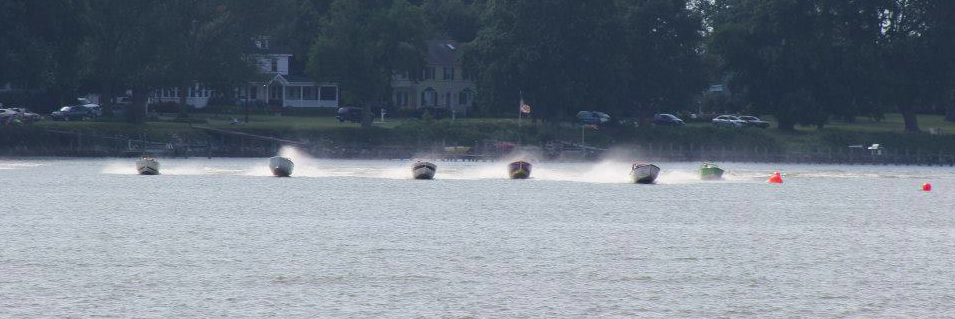 Racing boats | Cambridge Classic Powerboat Regatta | Snag-A-Slip