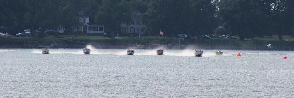 Cambridge Classic Powerboat Regatta