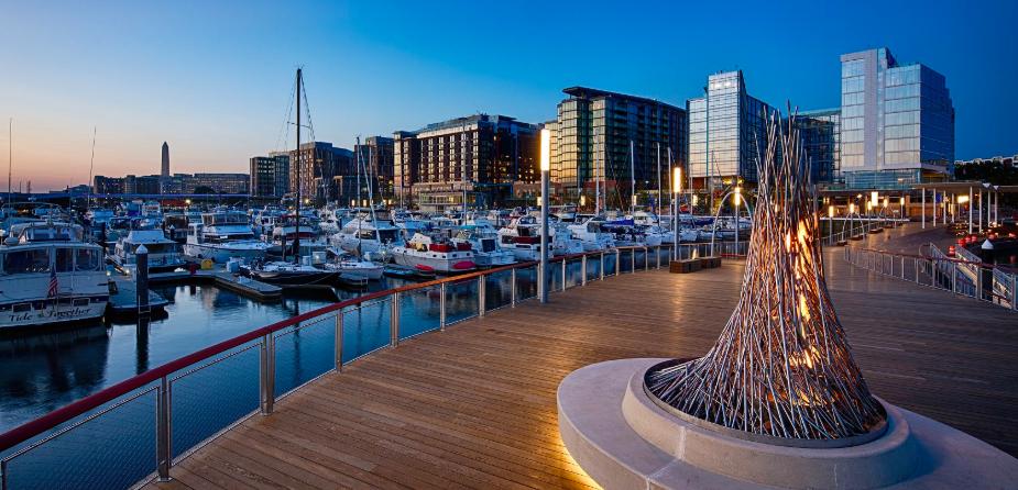 The Daily Catch: The Wharf Marina in Washington D.C.