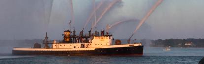 America's Fireboat | Sailfest 2019 | Snag-A-Slip