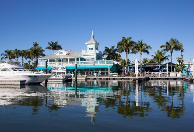 Salty Sam's Marina | New Florida Marinas Added In July | Snag-A-Slip