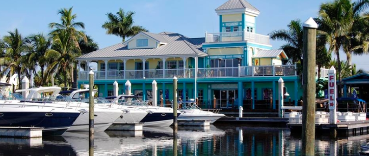 Florida Marinas Added In July