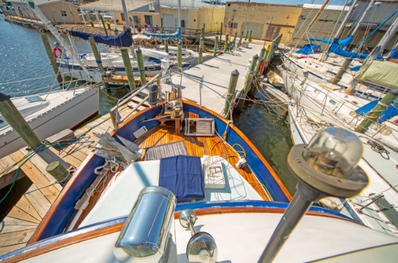 Bristol Harbor Marina | New Marinas Added | Snag-A-Slip