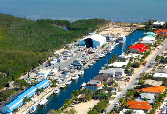 Key Largo Harbor Marina | New Marinas Added | Snag-A-Slip