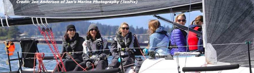 The Daily Catch: Female Sailors Captain This Ship
