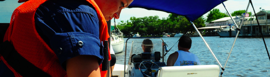 The Daily Catch – Boat Safety on the Chesapeake Bay