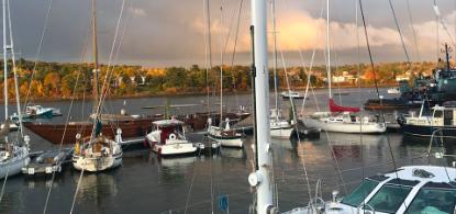 Front Street Shipyard | Snag-A-Slip | Top Boating Destinations