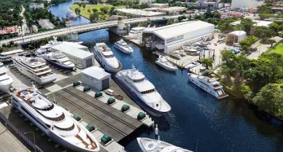 RMK Merrill-Stevens | Snag-A-Slip | Top Boating Destinations