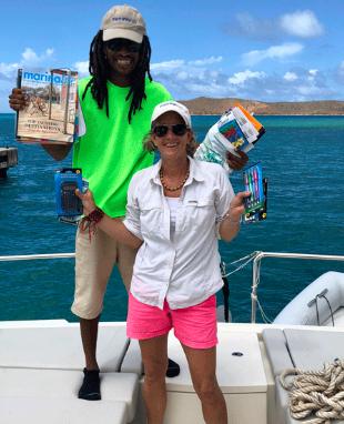 Joy in Bahamas | Marinalife | Snag-A-Slip
