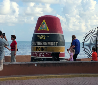 Key West Spotlight | Southernmost Point | Key West, FL | Snag-A-Slip