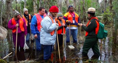 Slough Slogging | Everglades National Park | Snag-A-Slip