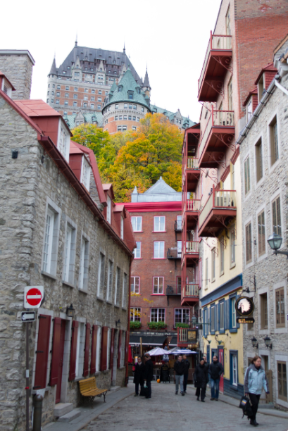 Quebec City Streets by Nathalia Segato on Unsplash | Snag-A-Slip