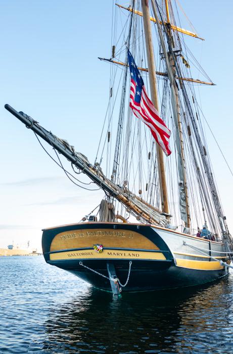 Baltimore Pride by Austin Kirk on Unsplash | Big Bay Hunt 2020 | Snag-A-Slip
