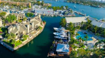 17th Street Docks | Fall Boating | Snag-A-Slip