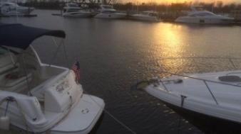 Port City Marina | Fall Boating | Snag-A-Slip