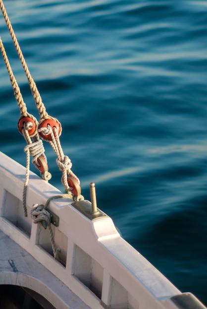 Photo by João Hackbart on Unsplash | Boat Knots | Snag-A-Slip