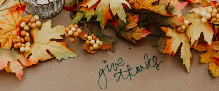 Photo by Priscilla Du Preez on Unsplash | Thanksgiving | Snag-A-Slip
