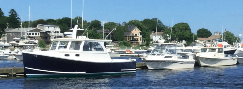 Gone Fishing Marina | Fall Boating | Snag-A-Slip