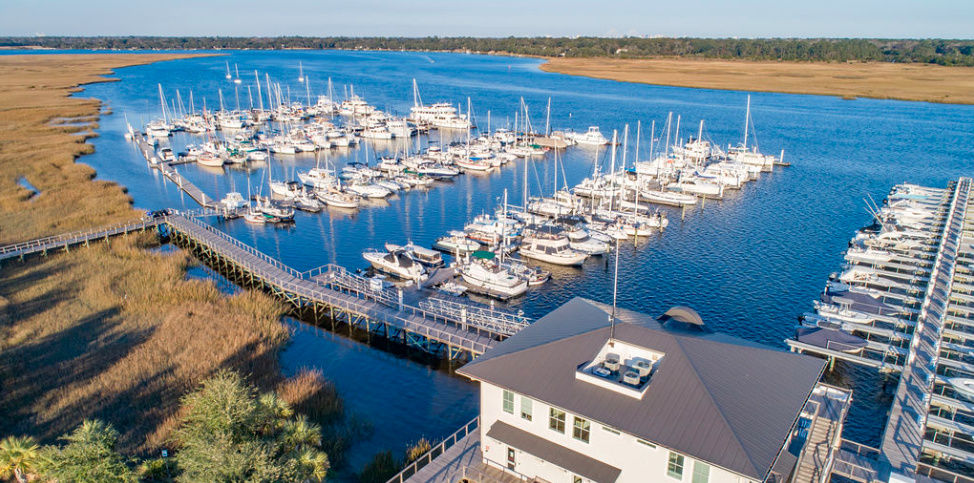 St. Johns Yacht Harbor | ICW South Carolina Marinas | Snag-A-Slip