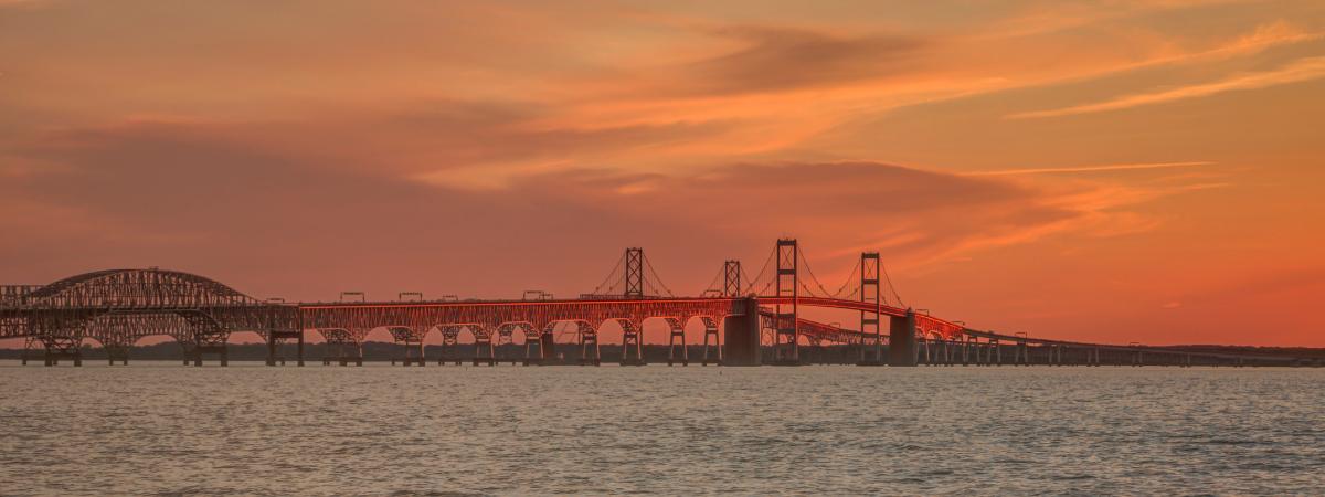 Snag-A-Slip Blog - Annapolis - Chesapeake Bay Bridge