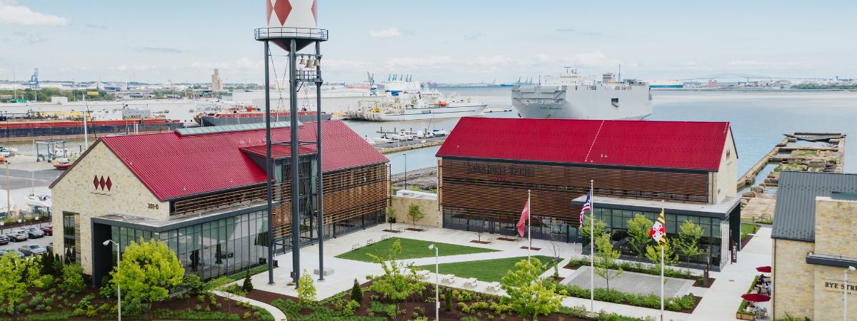 Snag-A-Slip Blog - Baltimore - Port Covington