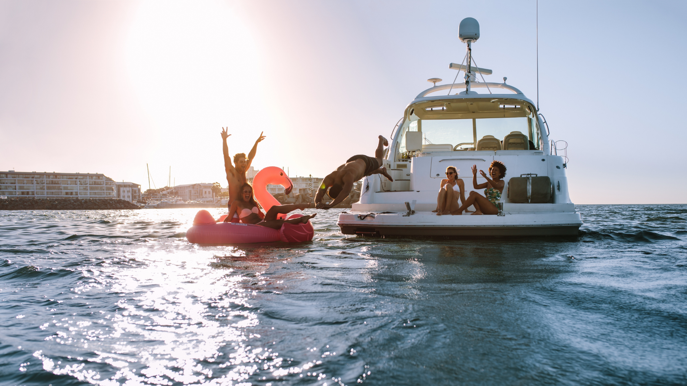 Snag-A-Slip Blog - Dog Days of Summer Boating Bucket list