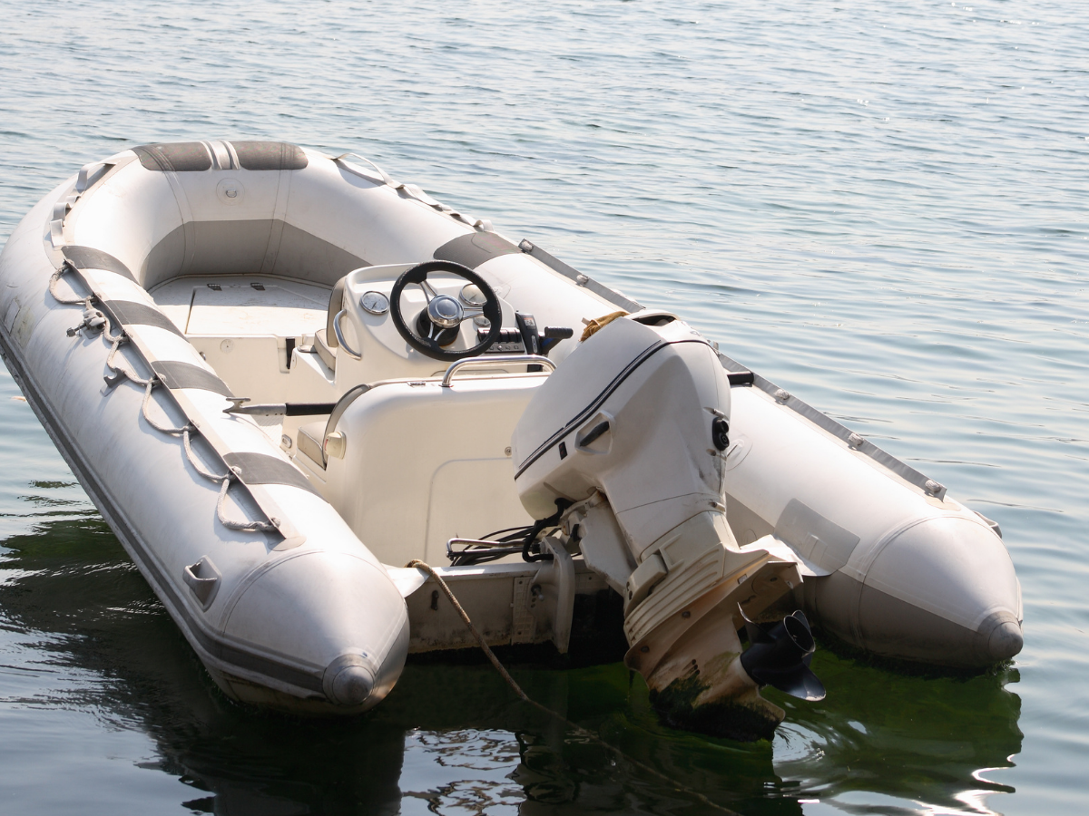 Snag-A-Slip Blog - Essentials for an Overnight Boat Trip - Inflatable