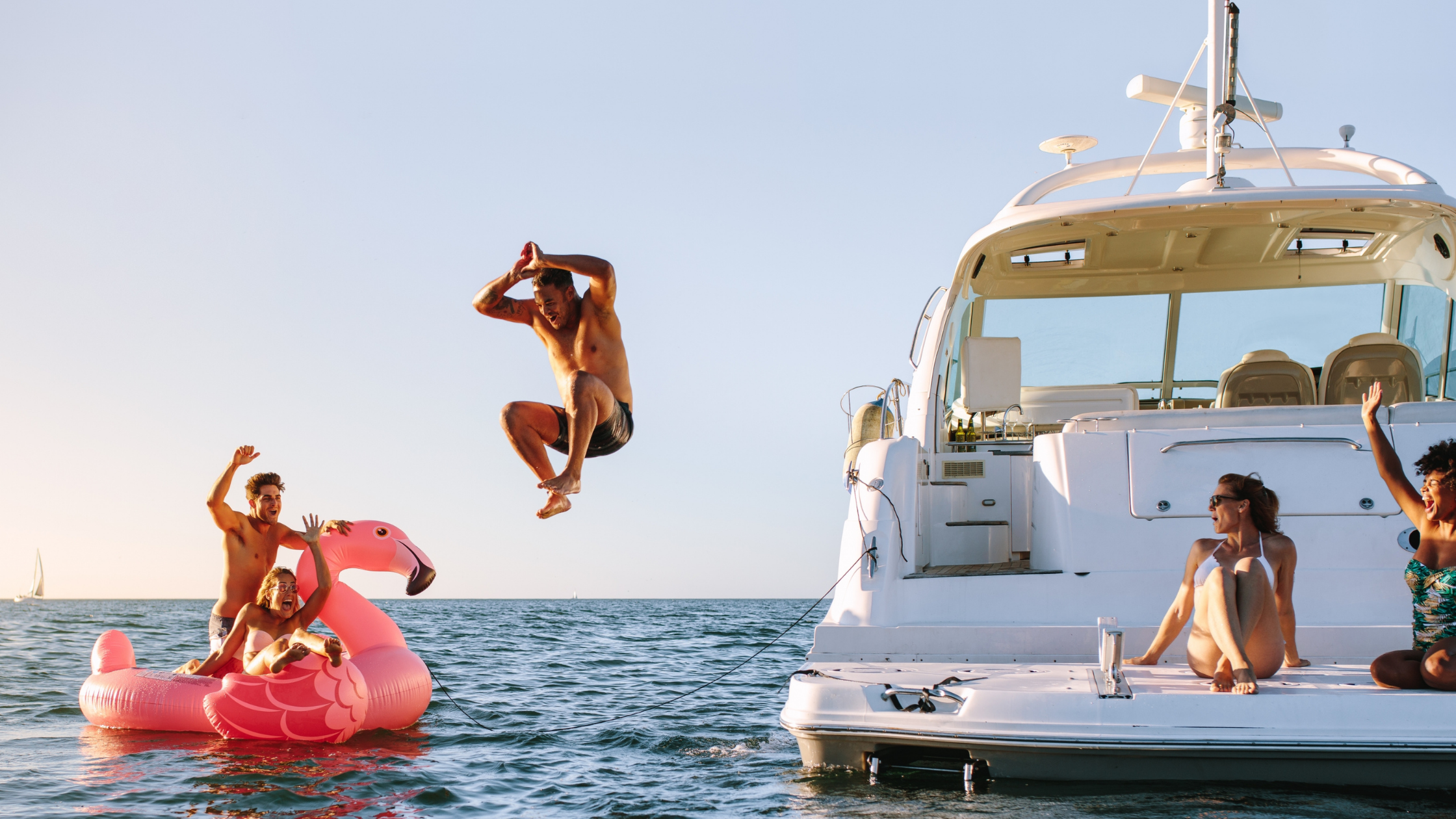 Snag-A-Slip Blog - How to Raft Up Safely with Other Boats