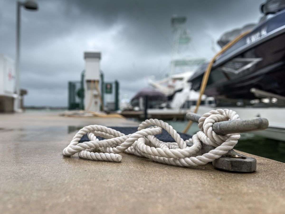 Snag-A-Slip Blog - Hurricane Season: How to Protect Your Boat - Move your Boat