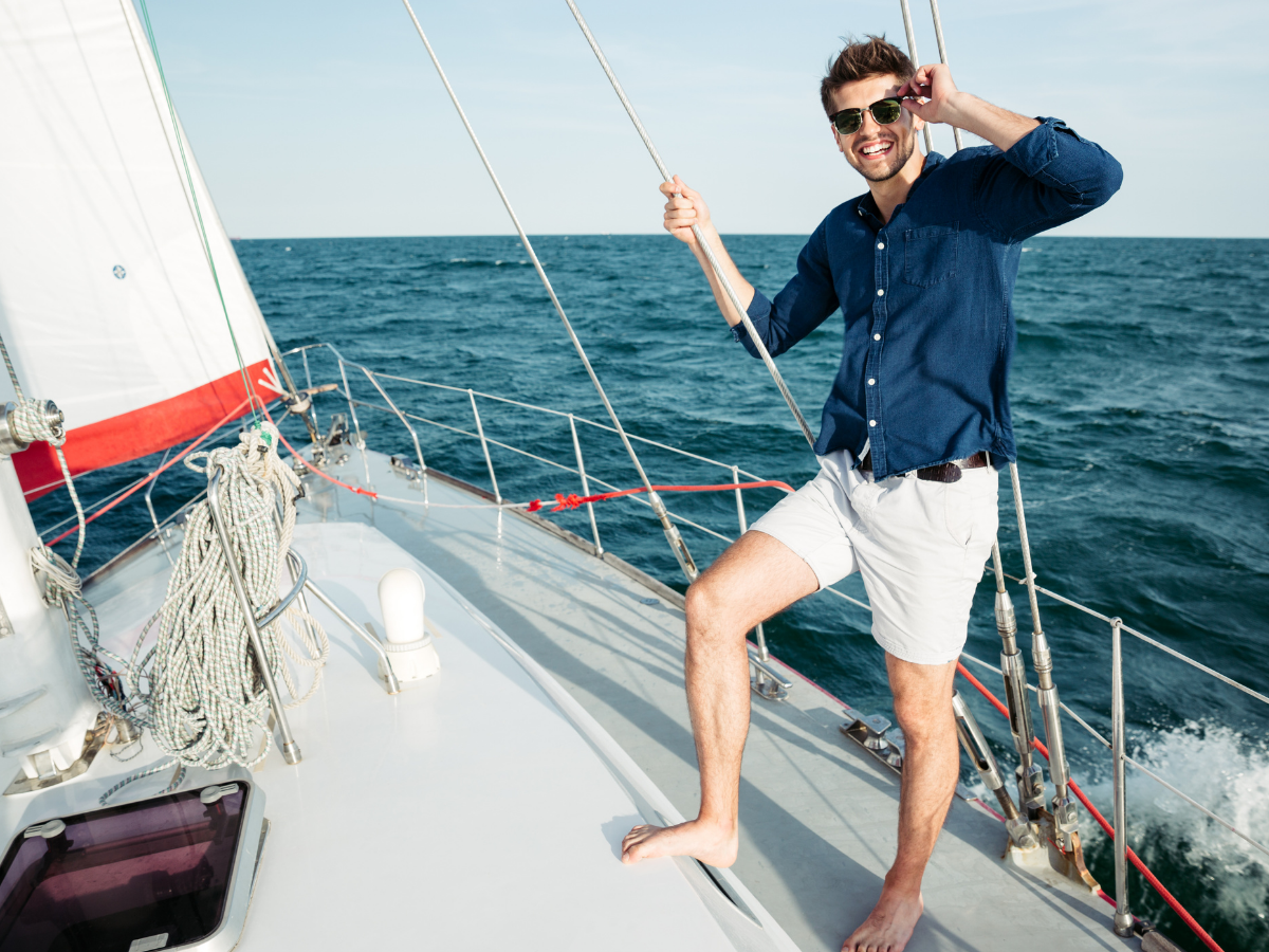Snag-A-Slip Blog - Top 10 Things to Think About on Your First Local Boat Trip - Clothing
