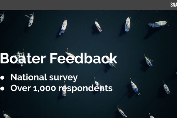 Snag-A-Slip - Boater Feedback Survey - Covid-19 - 2020 Boating Plans