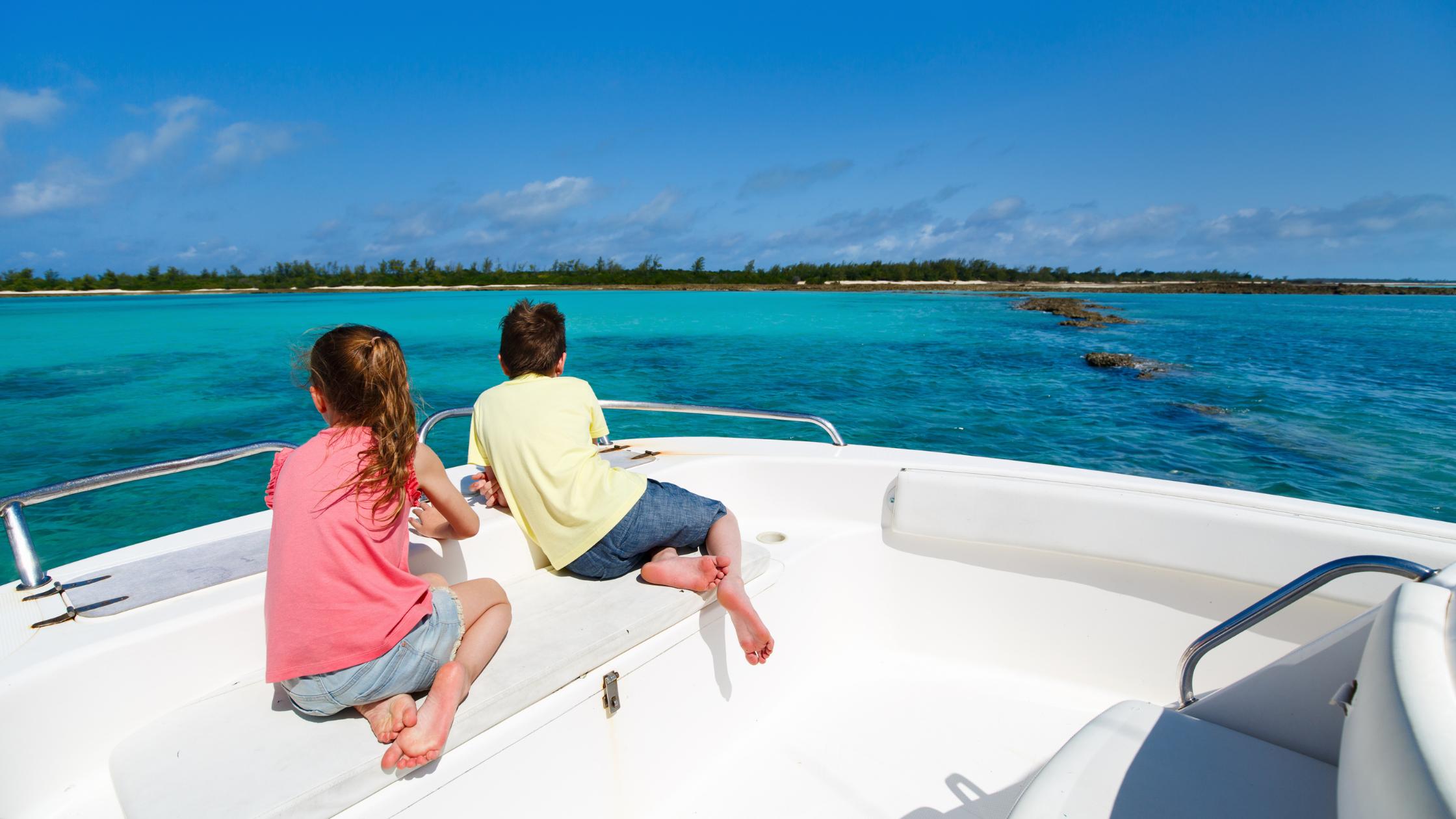 Snag-A-Slip blog - Kids Boating Accessories