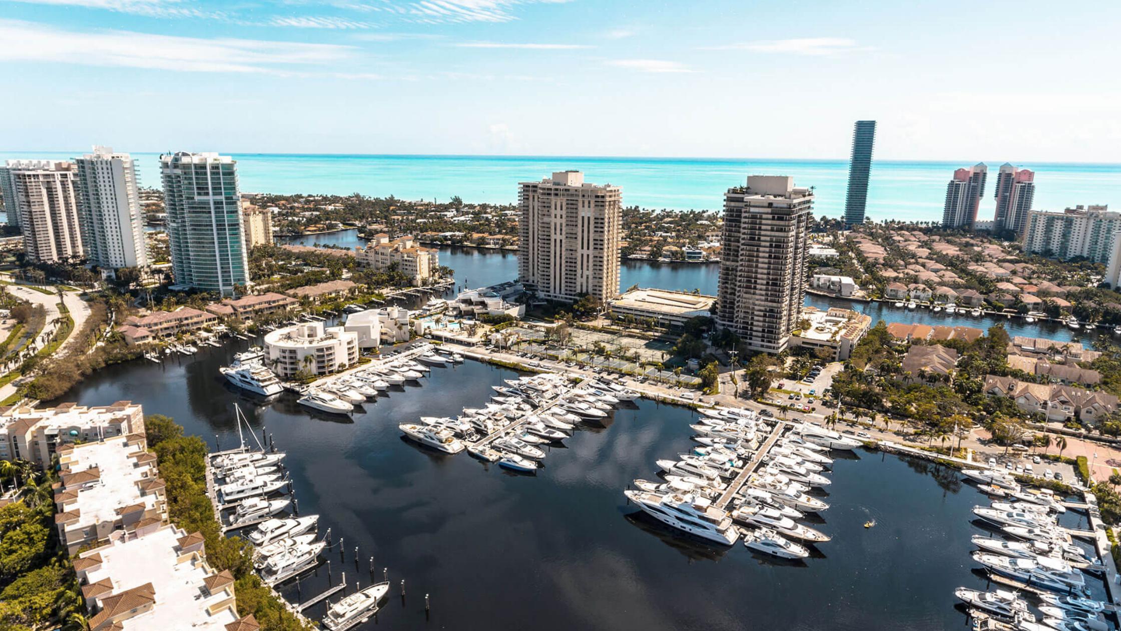 Marina Spotlight: Miami Florida's Turnberry Marina