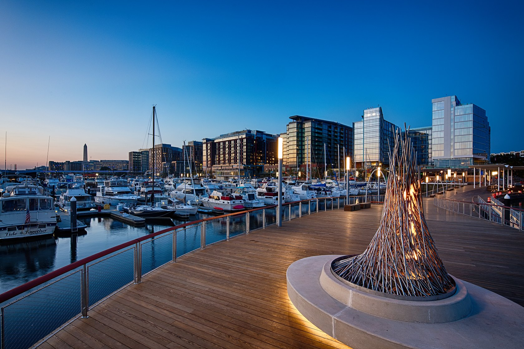 The Wharf Marina | 2018's Most Visited Cities | Snag-A-Slip