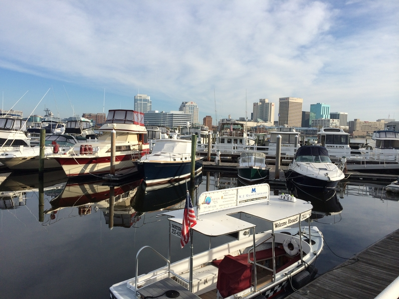 Tidewater Yacht Marina | ICW Virginia Marinas | Snag-A-Slip