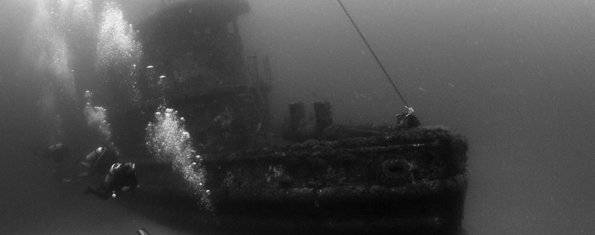 Shipwrecks of Morehead City, North Carolina