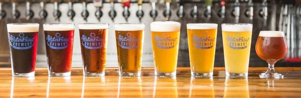 The Daily Catch: Discover A Waterfront Brewery