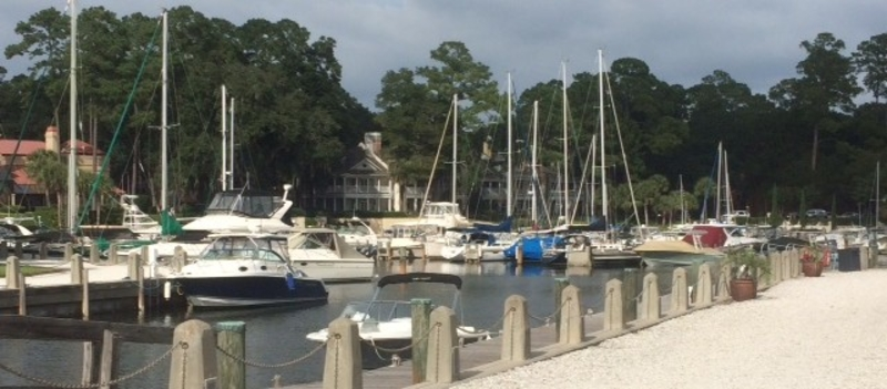 Windmill Harbour Marina | ICW South Carolina Marinas | Snag-A-Slip