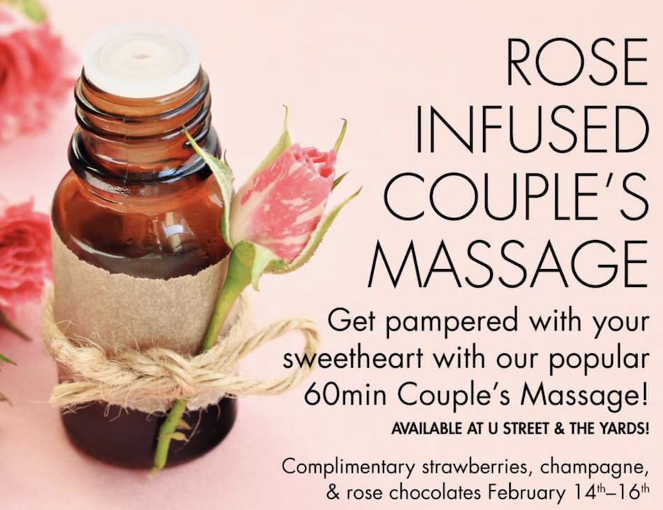 Couples Massage at Aura Spa | Valentine's Day Events 2019 | Snag-A-Slip