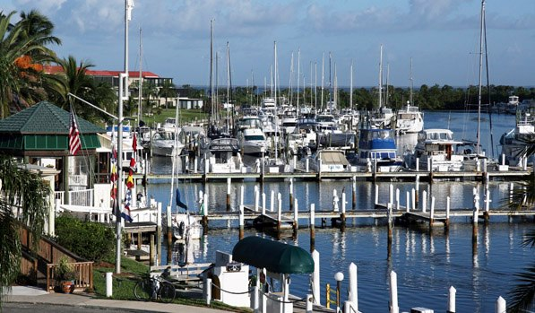 Burnt Store Marina Is a Must Stop on Florida's West Coast