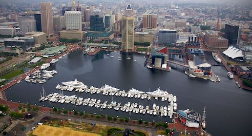 Baltimore Inner Harbor Marina | Opening Day 2019 | Snag-A-Slip