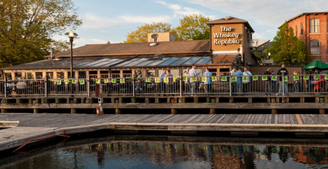 The Whiskey Republic at Fox Point Marina