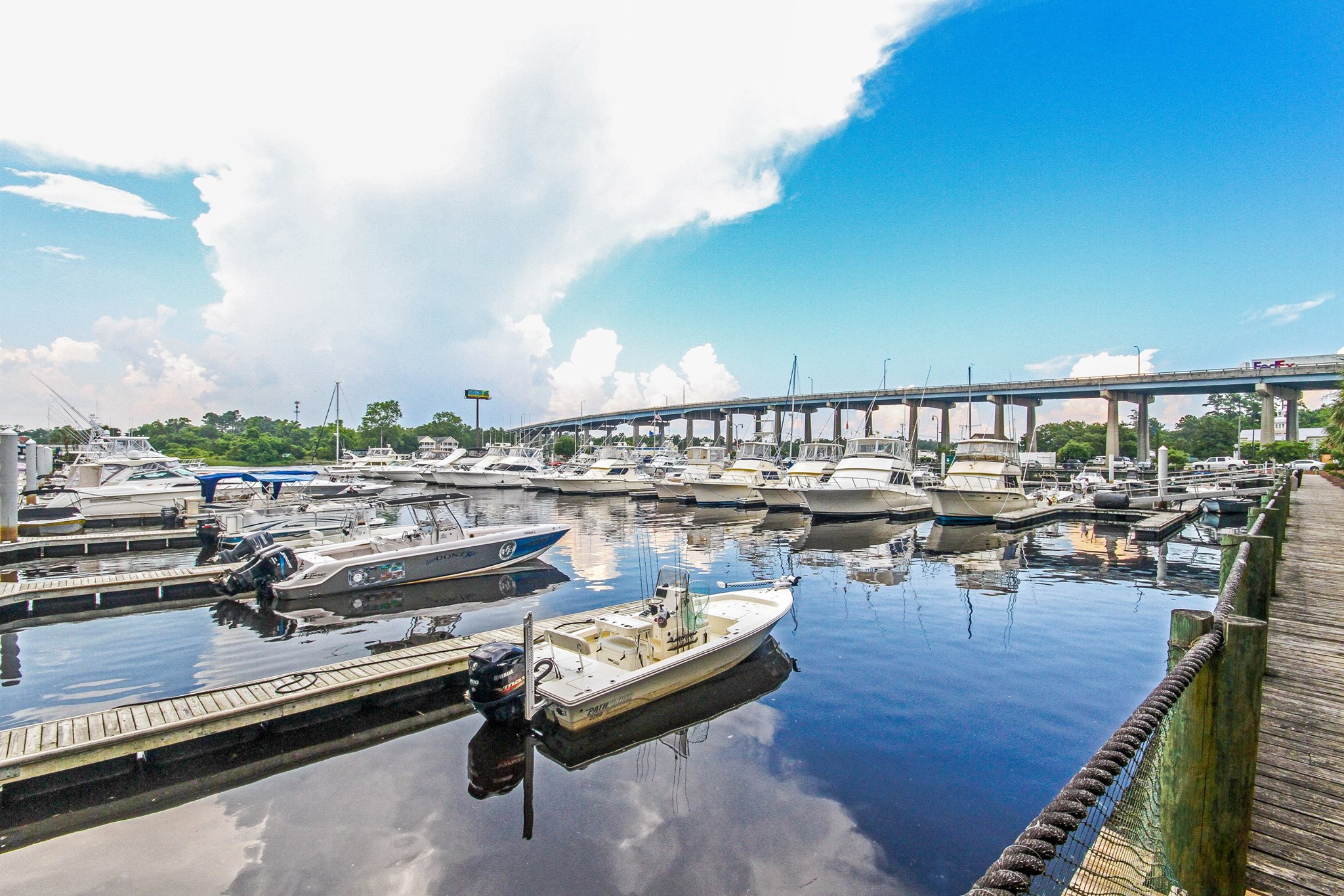 Harbourgate Resort and Marina | ICW South Carolina Marinas | Snag-A-Slip