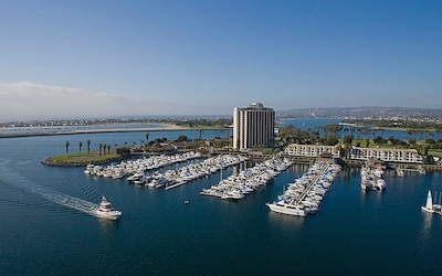 Hyatt Regency Mission Bay | San Diego | Snag-A-Slip